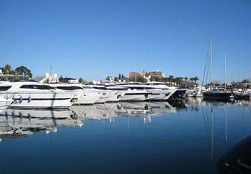 Port Vauban | Antibes 15m
