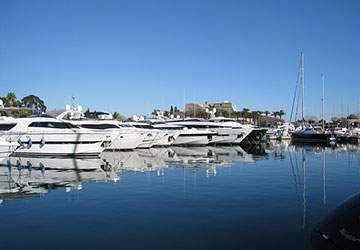 Port Vauban | Antibes 8m