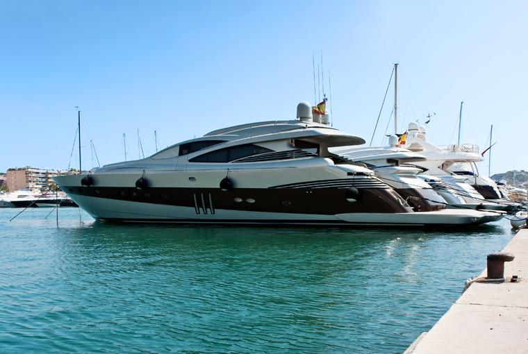 Marina Ibiza 40m