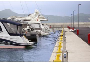 Marina Calata Ovest-Chiavari 20m