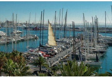 Pantalán del Mediterráneo 128m