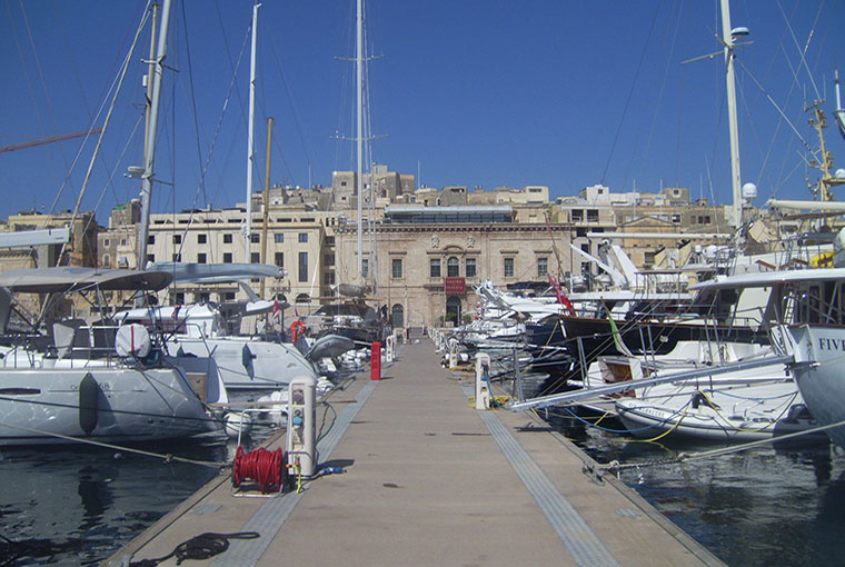 Grand Harbour Marina 60m