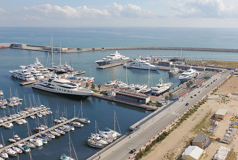 Vilanova Grand Marina 60m