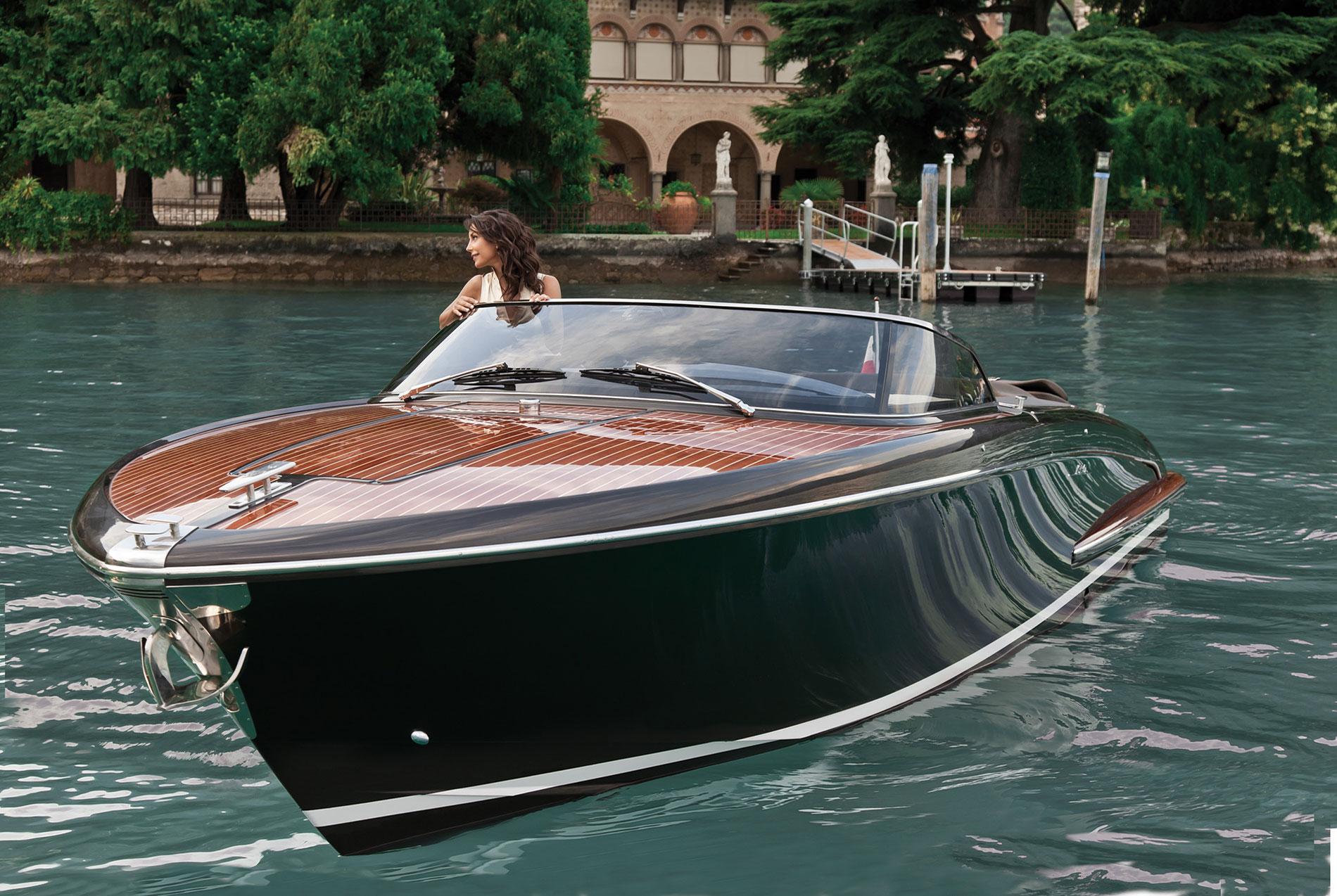 Riva Iseo   New Riva Yacht Sales   Inwards Marine