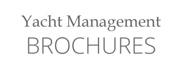 Yacht Management Brochures