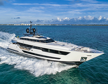 custom line 120 best new production yacht design category inwardsmarine