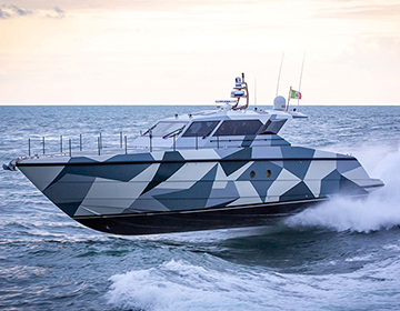 ferretti group security and defense inwardsmarine