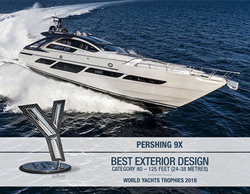 pershing 9x best exterior design inwardsmarine