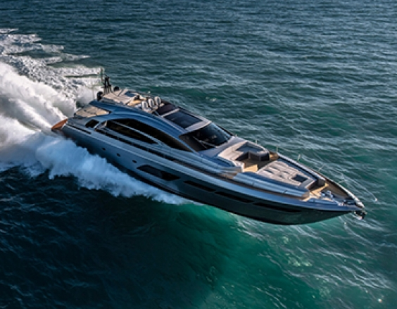 "Pershing 8X - the masterpiece of the ""X Generation"""