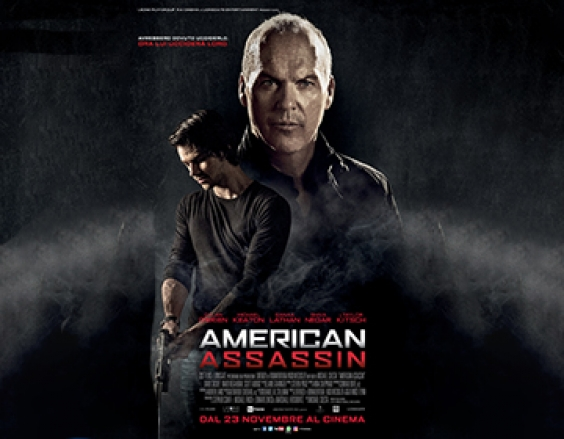 Itama goes to Hollywood - American Assassin