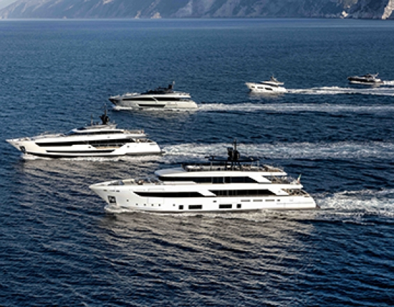 Ferretti Group once again conquers America