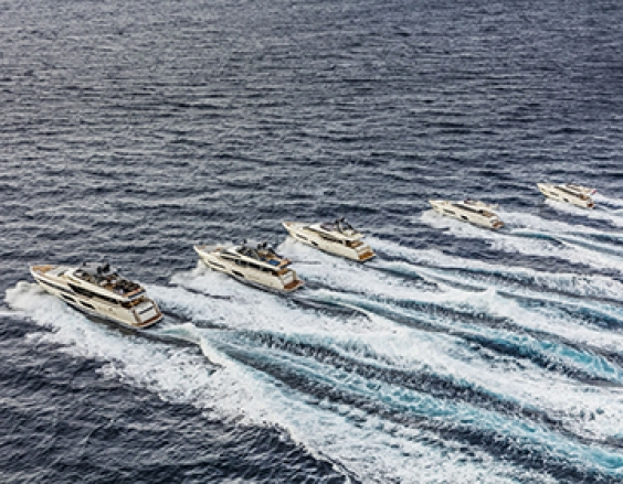 Double win in China for Ferretti Yachts