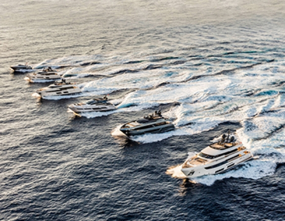 Ferretti Group heads to the Versilia Yachting Rendez-Vous