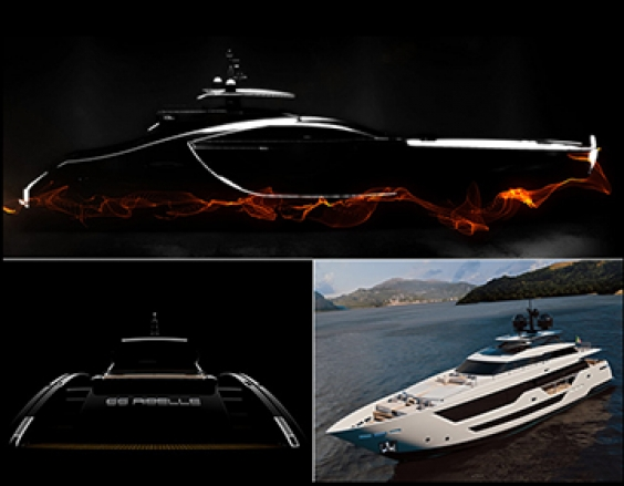 Enthusiasm in the USA for Ferretti Group's three new projects