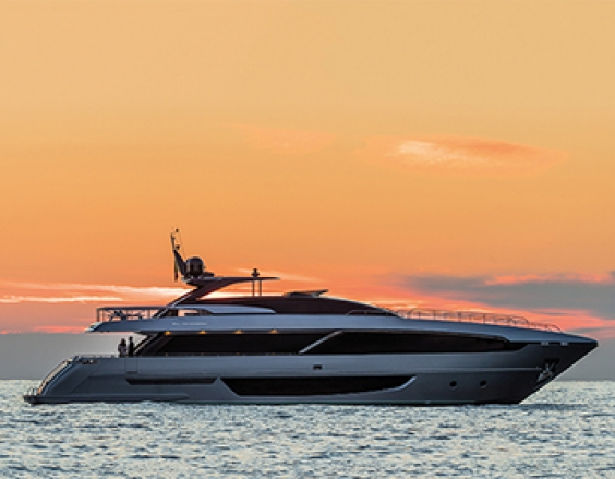 The American dream belongs to Ferretti Group