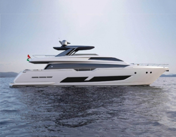 Ferretti 850 NEW Superyacht Series