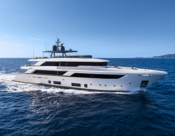 Custom Line Navetta 42 - Biggest Navetta EVER!