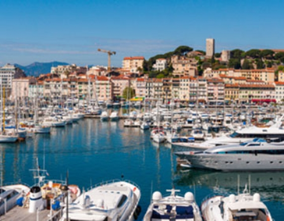 The Cannes Yachting Festival....... 11th - 16th September 2018